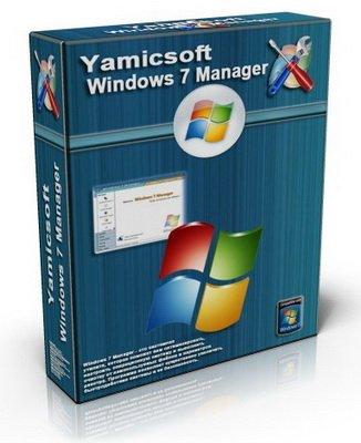 Windows 7 Manager 4.0.2 Final 32bit & 64bit (ENG) + .dll