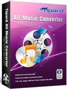 all music converter Download   Tipard All Music Converter 6.1.22 + Crack