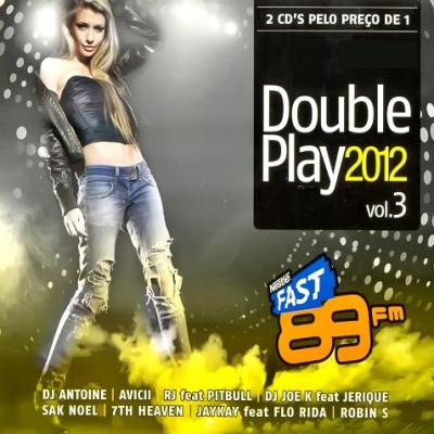 cover Download   Cd 89 FM Double Play Fast 89 Vol 3 (2012)